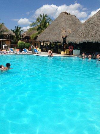 Allegro Cozumel: Great pools!