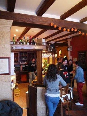 Hotel Triskel: bar