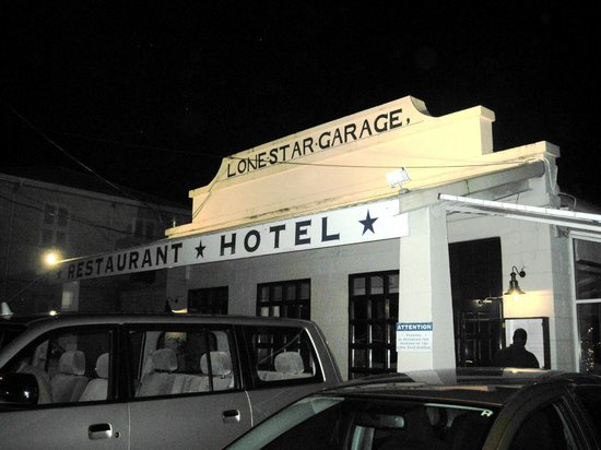 Lone Star Restaurant & Hotel: More than a gas station
