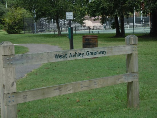 ‪West Ashley Greenway‬