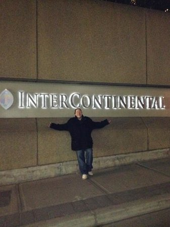 InterContinental Toronto Centre: eat at Joe Badalis across the street if your staying here!!