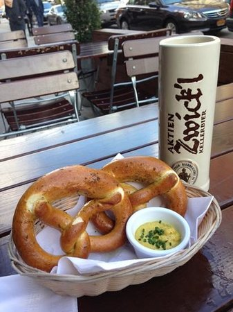 Photo of American Restaurant Bier International at 2099 Frederick Douglass Blvd, New York, NY 10026, United States