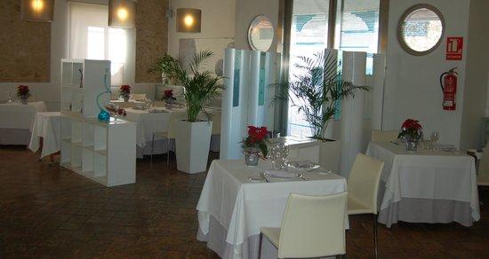 Restaurante Riberet : SALA PRINCIPAL