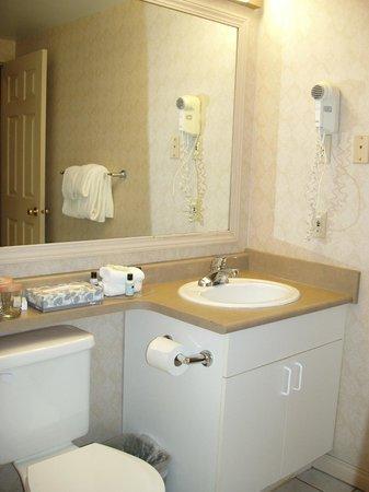 Sandman Hotel Saskatoon: Very clean