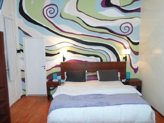 โรงแรมบลูโซโฮ: This was the room