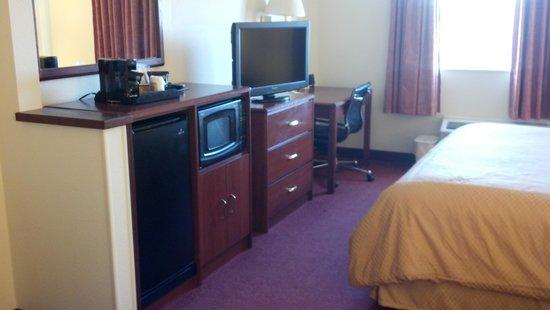 Comfort Suites Rochester: suite
