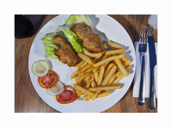 Mc Pippo's restaurant & Fast food: our chicken