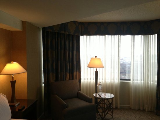 Omni Richmond Hotel: Room 1125