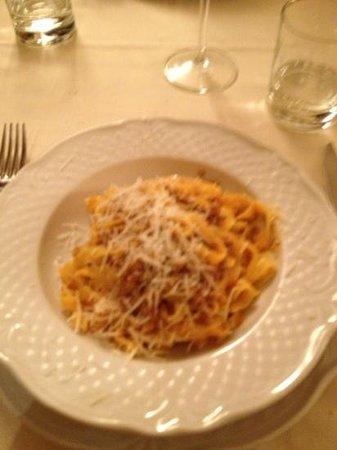 Taverna dei Lords: Tagliatelle Bolognese