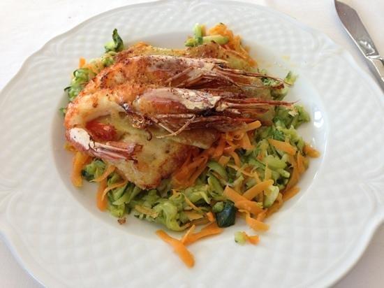 Brucoli, Italy: secondo piatto