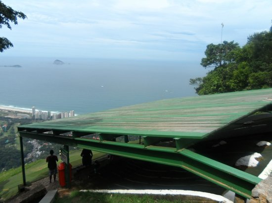 Easy Fly Rio: a view from Sao Conrado