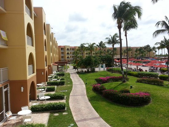 La Cabana Beach Resort & Casino: Outside