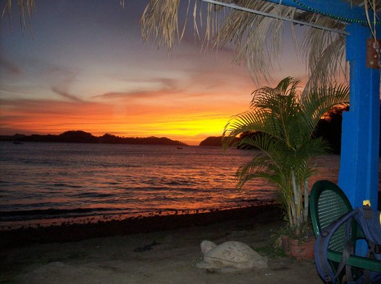 Bar & Restaurant Las Brisas : Best Sunset to make the beer even better!