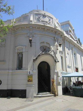 Santiago, Cile: Caletta Lastarria
