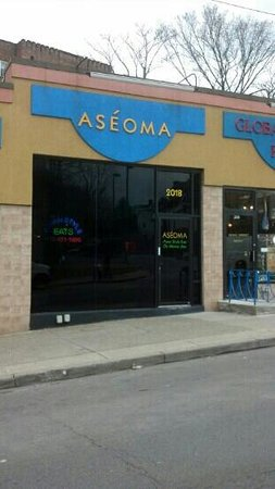 Aseoma on Murray Ave