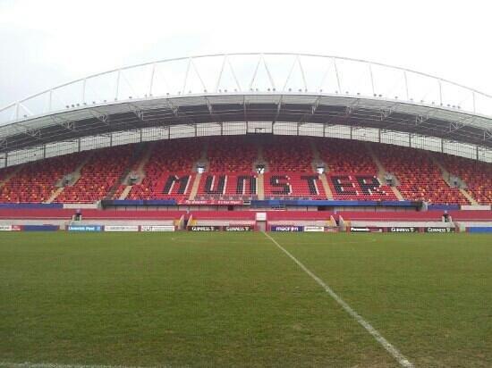 Thomond Park Stadium: Munster stadium