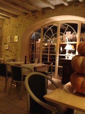 Restaurant LA PETITE FRANCE : la cantina