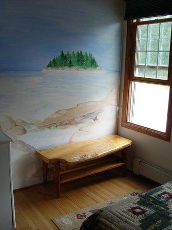 Spirit of Gitche Gumee: Get A Way Room wall mural