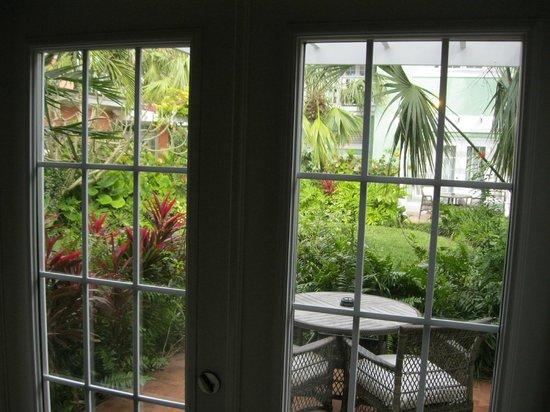 Sandals Royal Bahamian Spa Resort & Offshore Island : Vu de notre chambre