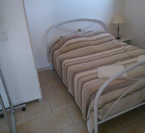 Domaine de l'Aufrene : Room , not charming