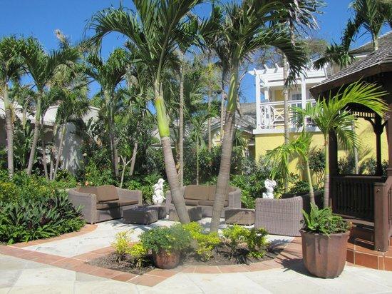Sandals Royal Bahamian Spa Resort & Offshore Island: Pour relaxer dans des décors superbes