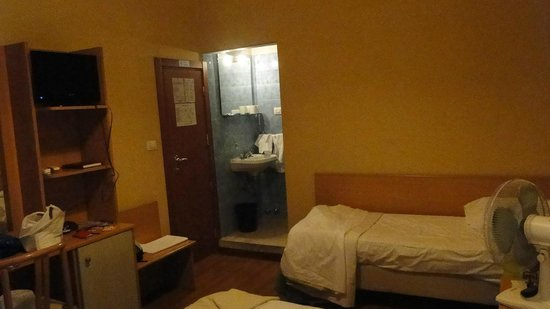 Hotel Romagna: Habitación Interior