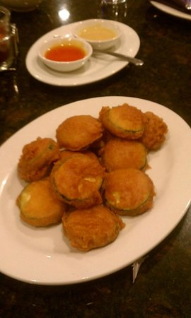 Kung Fu Thai & Chinese Restaurant: Fried Zucchini