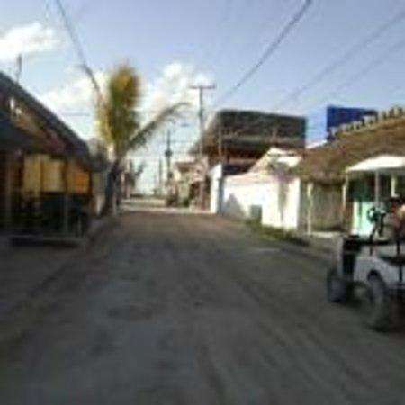 Golden Paradise Town Hotel : centro