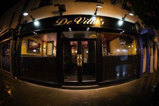 Dalkey, Ireland: Entrance