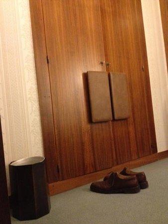 Danubius Hotel Gellert: herrlich ostig