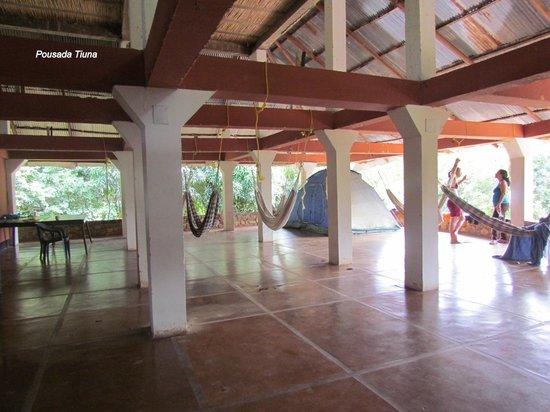 Camp Tiuna & Tours: Alojamento Tiuna