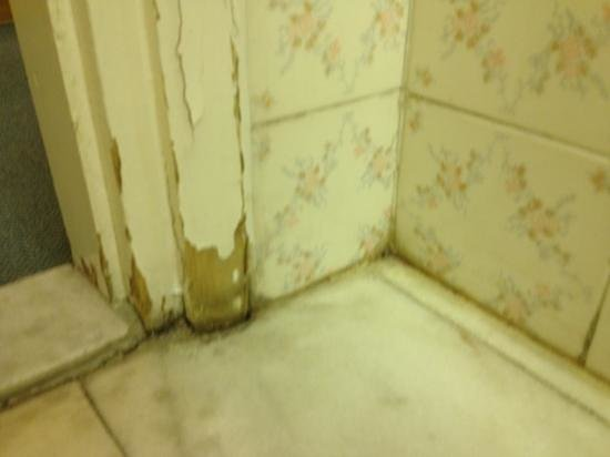 Danubius Hotel Gellert: bad