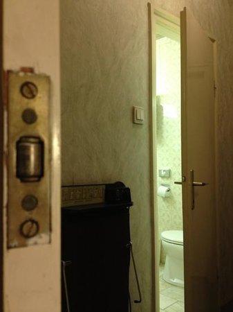 Danubius Hotel Gellert: sehr eng