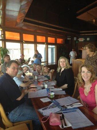 Cap'n Jack's Restaurant: good time for all
