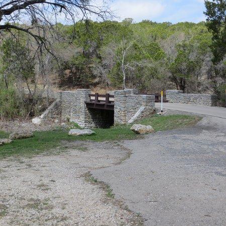 Bridge - Meridian State Park