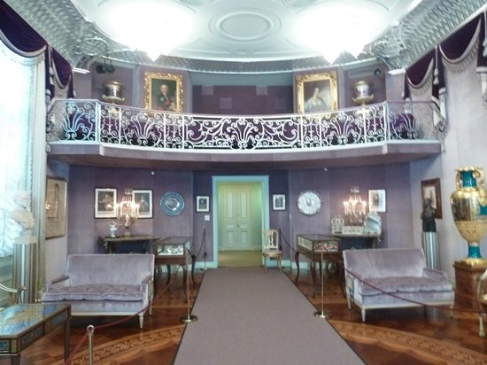 1950s home theatre now vogue picture of hillwood museum gardens washington dc tripadvisor for Hillwood estate museum gardens