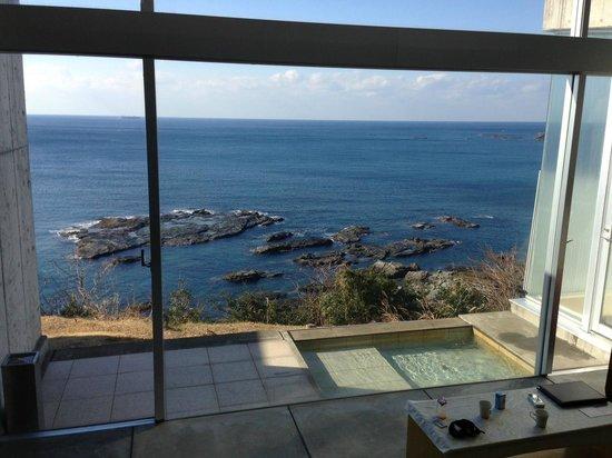 Resort Hotel & Spa Blue Mermaid : 部屋からの眺望