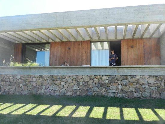 Hotel Fasano Punta del Este: Nuestro bungalow
