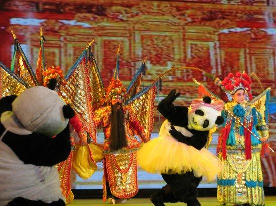 Shichahai Shadow Art Performance Hotel: Kung Fu Panda Show Shichahai Sports Academy