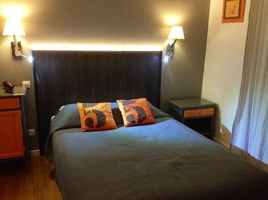 Hotel Italia : chambre supérieure