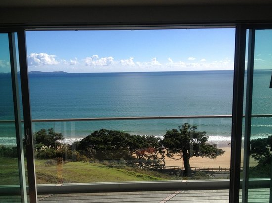 Doubtless Bay Villas: View from the master bedroom