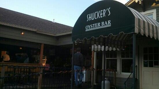 Shuckers on the rez