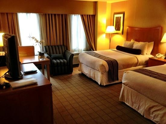Holiday Inn Hotel & Suites Alexandria - Old Town: Standard room