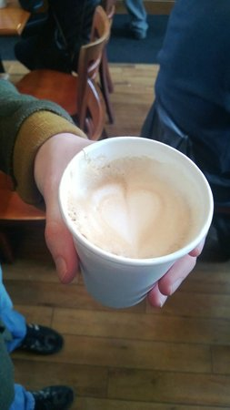 Chew Philly Food Tours : Cappuccino
