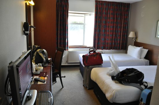 Mercure London Watford Hotel: Clean and roomy