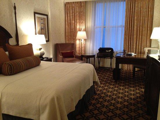 Omni San Francisco Hotel: Room 1402