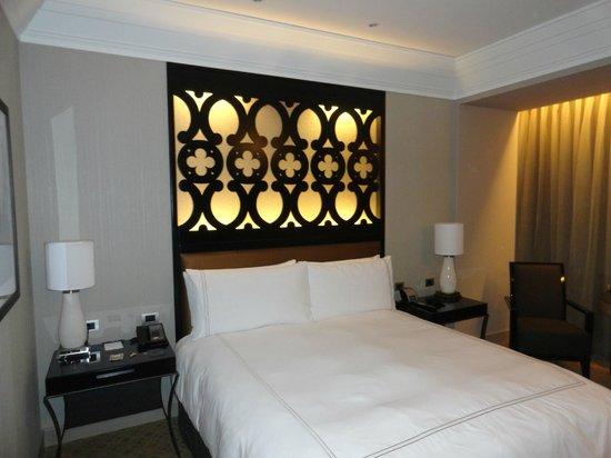 Hilton Lima Miraflores: Bed