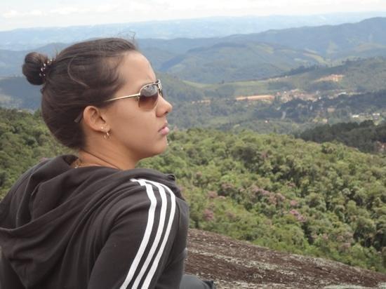 Pousada Palma Chales: Pedra redonda - Monte Verde MG