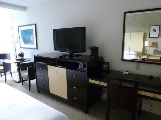 Hilton Fort Lauderdale Marina: tv macchina caffè/thè internet