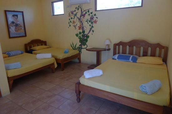 Nosara Playa Garza Hotel: standard room